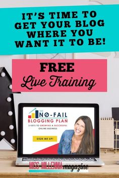 Stop spinning your wheels when it comes to #blogging! The No-Fail Blogging Plan will set you on course to make all your blogging dreams come true! #eliteblogacademy