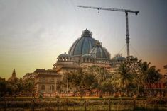One of Srila Prabhupada's many gifts to his followers, and the entire world, was his detailed vision for the Temple of the Vedic Planetarium.