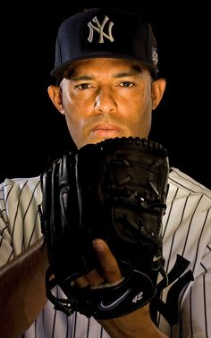 Mariano Rivera. One of the greatest closers in MLB history. And he's a Yankee..