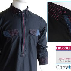 Chevin Shirley Eid Men Kurta Shalwar Dresses 2016 10