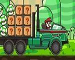 Em Mario Crazy Freight, Mario está dirigindo um caminhão maluco pelas ruas de Mario Land. Ele precisa de sua ajuda para conseguir entregar todas as mercadorias sem perder nenhuma. Ajude Mario dirigindo seu caminho e use suas habilidades para chegar ao seu destino. Divirta-se com Mario!