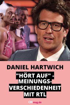 """Abseits der TV-Kameras sucht Daniel Hartwich kaum das Rampenlicht. Nun gab der Moderator einen seltenen Einblick hinter die Kulissen von """"Let's Dance"""" – und verriet, in welchem Punkt er sich mit Sender und Stylisten-Team uneinig ist ... #letsdance #rtl #danielhartwich #styling #okmag Daniel Hartwich, Let's Dance, Let It Be, Movie Posters, Movies, Backdrops, Full Stop, Films, Film Poster"""