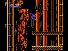 Batman by Sunsoft for the Nintendo Entertainment System #NES - Playthrough by ArekTheAbsolute