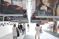 Venice Biennale 2012: Spontaneous Interventions / USA Pavilion