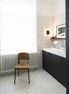 57 Comfy Decor Ideas You Will Definitely Want To Save - Interior Design Interior Desing, Bathroom Interior Design, Home Goods Decor, Home Decor, Laundry In Bathroom, Bathroom Black, Bathroom Marble, Marble Tiles, Dream Bathrooms