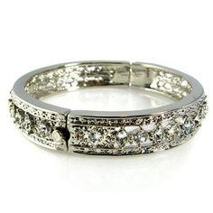 Jacqueline Kennedy's Engagement Bangle Bracelet, an engagement gift from JFK to Jacqueline Kennedy