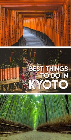 Best things to do in Kyoto Japan - Japan's most zen place!