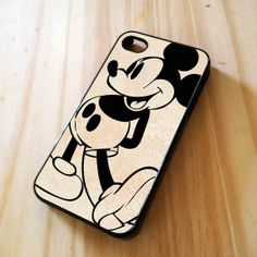 Mickey Mouse iPhone Case