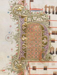 "H is for ""Holy Cow, that might be the most beautiful initial anywhere!"" http://www.e-codices.unifr.ch/en/kba/WettFm0001/17v/0/Sequence-923 …"