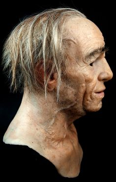 """NEW Hand Made, Pro Silicone Mask Old Man """"Pavel"""" High Quality, Realistic. ABOUT Old Man """"Pavel"""" MASK Realistically natural skin appearance, complete with hand-made moles, warts, liver spots, veins, wrinkles and individually-inserted eyebrow, facial hairs.   eBay!"""