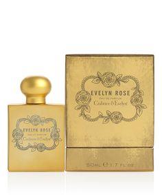 Evelyn Rose Eau de Parfum   Crabtree & Evelyn