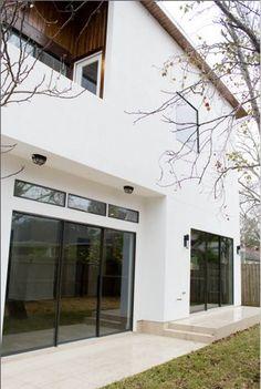 West University #contour #interior #design #white #house #contemporary #architecture #capital #builders #houston #texas