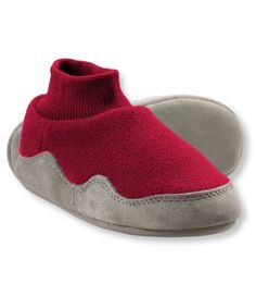 Toddlers' Fleece Slippers L.L. Bean. $19.95
