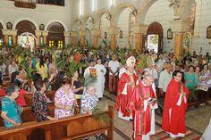 O ápice da Semana Santa começará no período vespertino da Quinta-Feira (13), como o início do Tríduo Pascal.