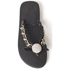 785fb19bb20d7e Chain Flip Flop - Jamie Kreitman Summer Collection