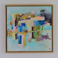 PAINTINGS URBANISM | sasartcreation Frame, Painting, Home Decor, Art, Picture Frame, Art Background, Decoration Home, Room Decor, Painting Art