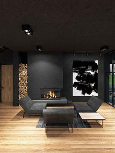 Contemporary Architecture, Interior Architecture, Amazing Architecture, Villa Design, House Design, Harriman State Park, Modern Architects, Home Interior Design, Luxury Homes