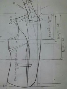 How to make off-shoulder bodice patterns Tailoring Techniques, Techniques Couture, Sewing Techniques, Blazer Pattern, Collar Pattern, Jacket Pattern, Coat Patterns, Dress Sewing Patterns, Clothing Patterns