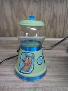Scooby Doo Candy Jar by Sissyskrafts on Etsy