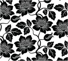 Black and White Prints   Well my heart skipped a beat and I immediately went to the link and ...