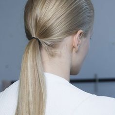Our favourite SS15 hair trend. For more hairstyles like this click the picture or visit Redonline.co.uk.