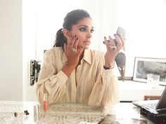 """Rachel Roy's Definition of Real Beauty:  """"Genuine honest people with a point of view and something to offer the world are the most attractive to me,"""" Roy says. """"That's what real beauty is. When you can use clothing, jewelry, and beauty products to look confident and smart, that's the best. I'd rather be considered smart than beautiful. If I'm really that smart, then I'll figure out how to be beautiful."""""""