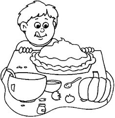 Pumpkin Pie Coloring Pages – Coloring for every day Printable Coloring Pages, Coloring Pages For Kids, Coloring Books, Pumkin Pie, Pumpkin, Thanksgiving Coloring Pages, Thanksgiving Decorations, I Am Awesome, Snoopy