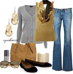 """""""Spring Outfit"""" by cynthia335 ❤ liked on Polyvore"""