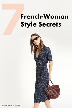 7 Things Everyone Can Learn From This French Trendsetter The most stylish French women swear by these style secrets—here's how to achieve their certain je ne sais quois. 7 Style Lessons We've Things Every Parisian WFrench women are known fo French Fashion, Look Fashion, Womens Fashion, Fashion Tips, Fall Fashion, Fashion Outfits, Fall Outfits, Tween Fashion, Ladies Fashion