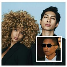 #NEWSINGLE / #LIONBABE (#PHARRELL)  Pharrell Williams has given his seal of approval to New York duo, Lion Babe, by producing their new single, Wonder Woman.  Other producers they've worked with include Q-Tip, Mark Ronson and Childish Gambino - a full length debut album is expected later this year.  Lion Babe lead singer Jillian Hervey - daughter of Ugly Betty star Vanessa Williams - explains her sister is the inspiration for their music.    (Notes: Wonder Woman is out now  Please Note…