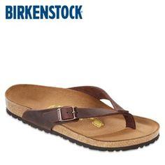 Birkenstock Adria Leather Sandal at HappyFeet.com
