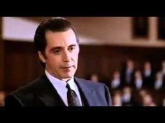 Scent Of a Woman-Al Pacino Speech