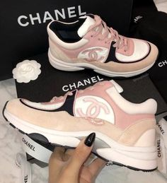 Jan 2020 - Daddy sneakers styling ideas – Just Trendy Girls Chanel Tennis Shoes, Chanel Sneakers, Sneakers Fashion, Fashion Shoes, Cute Sneakers, Shoes Sneakers, Converse Shoes, Basket Mode, Ugly Shoes
