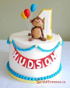 Monkey Cake for luke