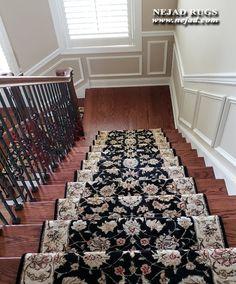 Best 29 Best Nejad Oriental Rugs Stair Runner Installations Www 400 x 300