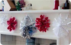 Pretty Paper Christmas Craft