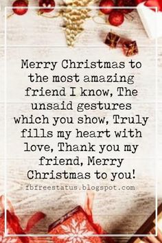Are you looking for christmas card messages for friends? We have come up with a handpicked collection of christmas messages for friends and families. Christmas Greetings Quotes Friends, Funny Christmas Messages, Christmas Card Verses, Xmas Quotes, Merry Christmas Message, Christmas Sentiments, Christmas Blessings, Merry Christmas To You, Christmas Humor