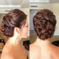Magnificent 1000 Images About Buns On Pinterest Fancy Buns Wedding Hairstyles For Women Draintrainus