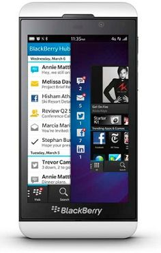 RIM rebrands as BlackBerry--takes on board Alicia Keys as Global Creative Director. Launches BlackBerry 10 platforms with BlackBerry Z10 & Q10 devices and 70000 apps.
