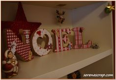 noel legno decorate - Cerca con Google