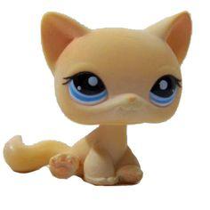 Littlest Pet Shop - #1005 Cat Shorthair