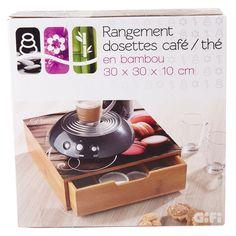 13 Idees De Rangement Capsules Dosettes Cafe Rangement Cafe Rangement Cuisine
