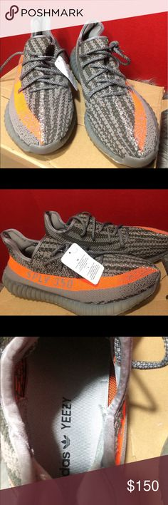 Adidas yeezy new New never used size us 10 adidas Shoes Sneakers