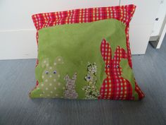 DSC00360 Throw Pillows, Rabbits, Cushions, Decorative Pillows, Decor Pillows, Scatter Cushions