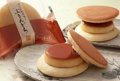 お菓子の菊家 / ゆふいん創作菓子 ぷりんどら