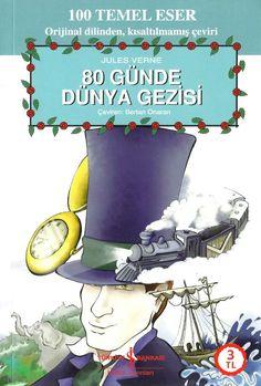 Jules Verne - 80 Günde Dünya Gezisi
