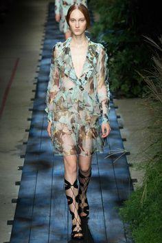 Erdem Spring 2015 Ready-to-Wear Fashion Show - Nika Cole