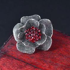 Vintage Cubic Zircon Rings – Monaca Beauty Types Of Metal, Stone, Detail, Rings, Vintage, Accessories, Beauty, Jewelry, Beleza