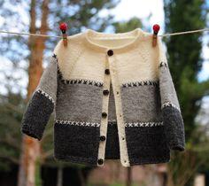 Layette Ensemble 3 Mois Et Bon - Diy Crafts - Hadido - Diy Crafts - hadido Baby Boy Knitting Patterns, Baby Sweater Patterns, Baby Cardigan Knitting Pattern, Knitted Baby Cardigan, Baby Hats Knitting, Knitting For Kids, Easy Knitting, Knitted Coat, Baby Girl Cardigans