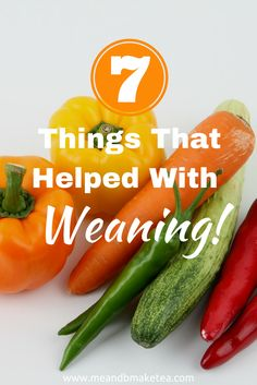 how to start weaning tips schedule recipes and plan